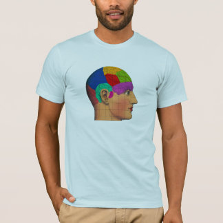 map of the mind T-Shirt
