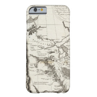 Map of the Missouri Barely There iPhone 6 Case