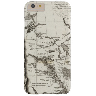 Map of the Missouri Barely There iPhone 6 Plus Case