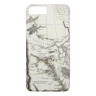 Map of the Missouri iPhone 8 Plus/7 Plus Case