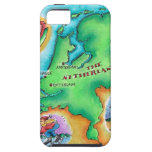 Map of the Netherlands iPhone 5 Cover