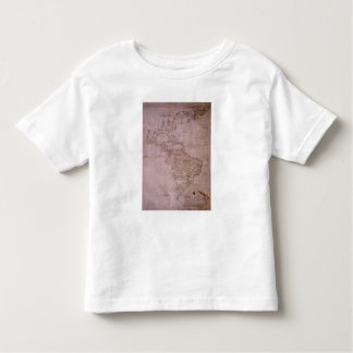 Map of the New World, c.1532 Toddler T-shirt