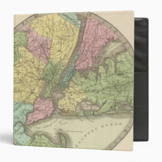 Map of the New York Binder