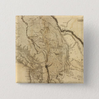 Map of the Oregon Territory Button