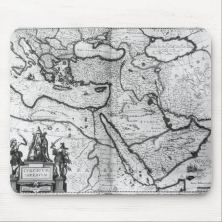 Map of the Ottoman Empire Mouse Pad