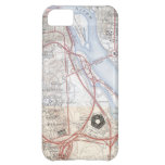Map of The Pentagon Road System iPhone 5C Cover