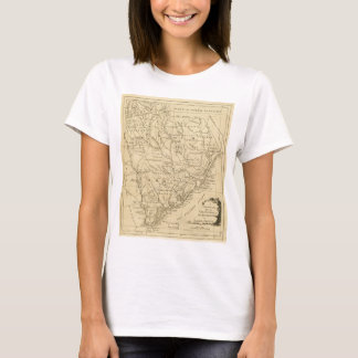 Map of the Province of South Carolina (1779) T-Shirt