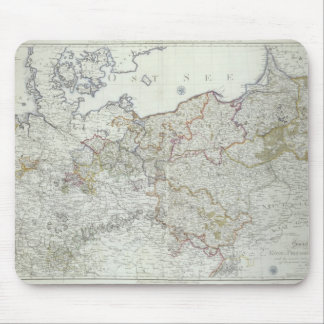 Map of the Prussian States in 1799 Mouse Pad