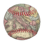 Map of the Roman Empire Baseball