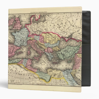 Map of the Roman Empire 3 Ring Binders