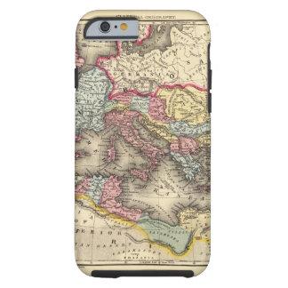 Map of the Roman Empire Tough iPhone 6 Case