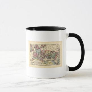 Map of the Roman Empire Mug