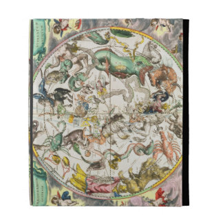 Map of the Southern Hemisphere, from 'The Celestia iPad Folio Covers
