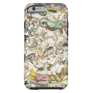 Map of the Southern Hemisphere, from 'The Celestia Tough iPhone 6 Case