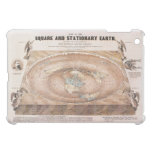Map of the Square and Stationary Earth by Ferguson iPad Mini Case