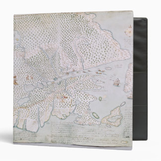 Map of the St. Lawrence Estuary 2 3 Ring Binders