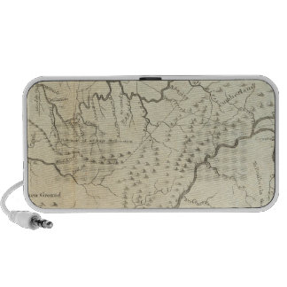 Map of The Tennassee sic Government iPod Speaker