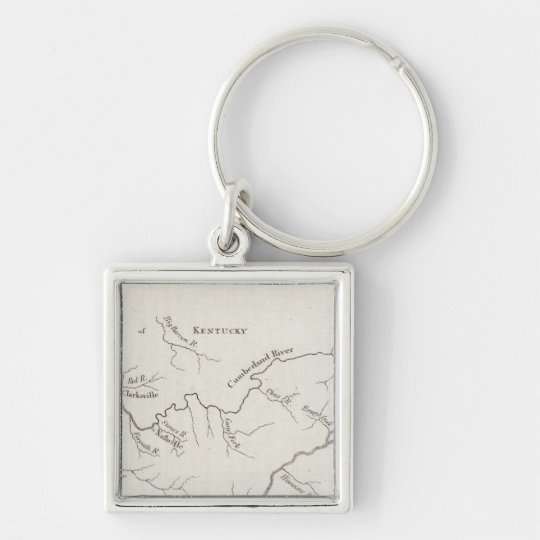 Map of the Tennessee Government Keychain