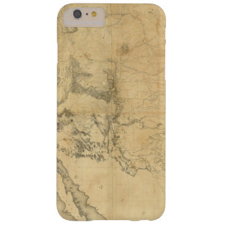 Map of The Territory of The United States Barely There iPhone 6 Plus Case