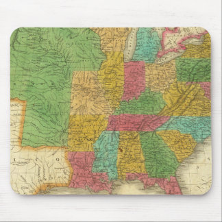 Map of the United States Mousepads