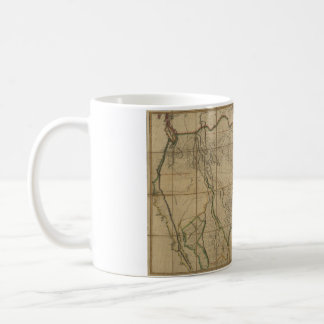 Map of the United States of America (1818) Coffee Mug