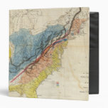 Map of the United States of America 3 3 Ring Binder