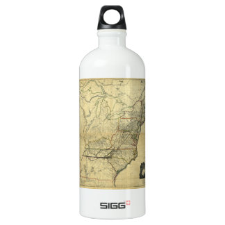 Map of the United States of North America (1811) SIGG Traveler 1.0L Water Bottle