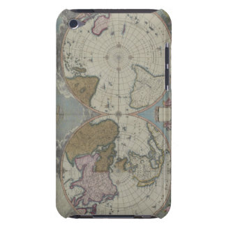 Map of the World 16 Case-Mate iPod Touch Case