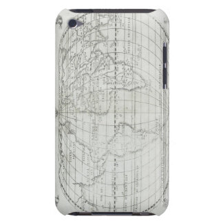 Map of the World 17 Barely There iPod Cover