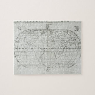 Map of the World 17 Jigsaw Puzzle