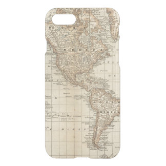 Map of the World 2 2 iPhone 8/7 Case