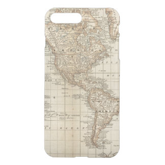 Map of the World 2 2 iPhone 8 Plus/7 Plus Case