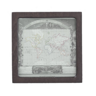 Map of the World 2 Gift Box
