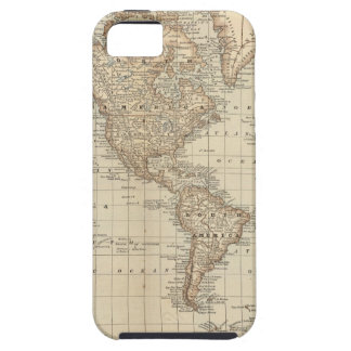 Map of the World 2 iPhone SE/5/5s Case