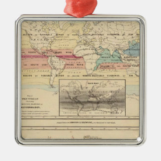 Map of The World 2 Ornament