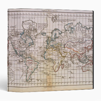 Map of the World 3 Binders