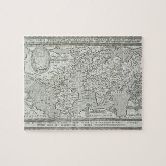 Map of the World 6 Jigsaw Puzzle