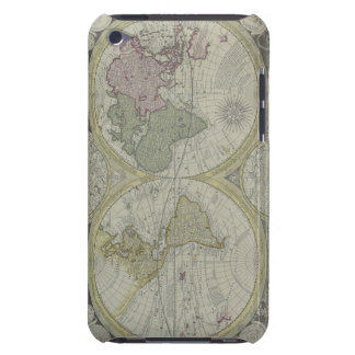 Map of the World 7 iPod Touch Cover