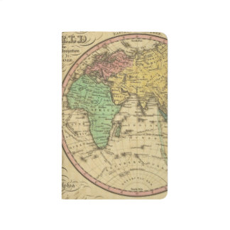 Map Of The World on the Globular Projection Journal