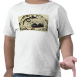 Map of the world tshirt