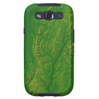 Map of Vermont 2 Galaxy SIII Cases