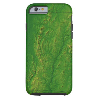 Map of Vermont 2 iPhone 6 Case