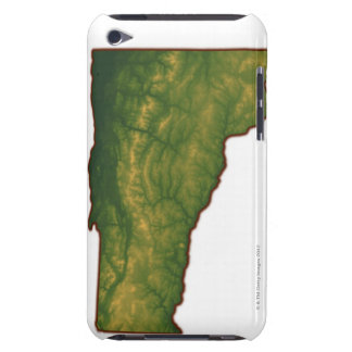 Map of Vermont Case-Mate iPod Touch Case