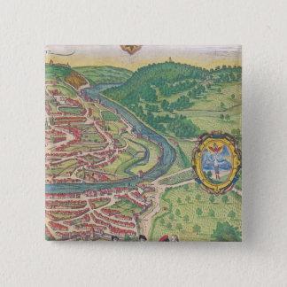 Map of Vienna Button