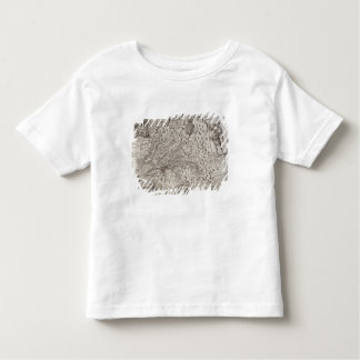 Map of Virginia, discovered and described by Capta Toddler T-shirt