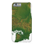 Map of Washington 3 iPhone 6 Case