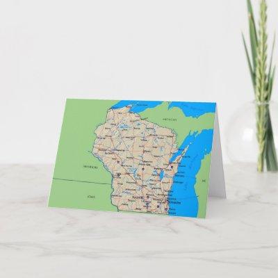 Map Of Iowa And Surrounding States  Bosmogelas