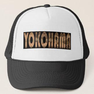 Map of Yokohama 1855 Trucker Hat