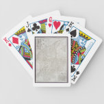 Map of Yorkshire, engraved by William Web, publish Bicycle Playing Cards
