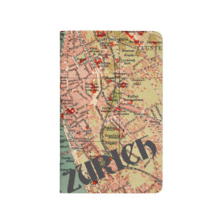 Map of Zurich Journal